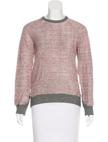 T by Alexander Wang Knit Long Sleeve Top None