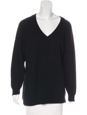 T by Alexander Wang Wool & Cashmere Knit Sweater None