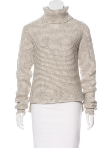 T by Alexander Wang Rib Knit Sweater None