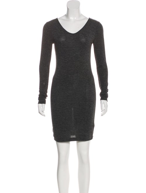 T by Alexander Wang Knit Mini Dress - Clothing - WTB46642  b95281c3d
