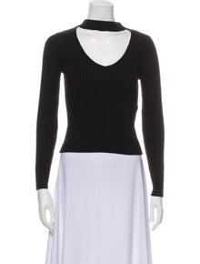 T by Alexander Wang V-Neck Sweater