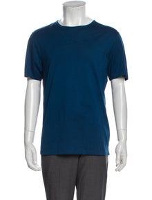 Theory Crew Neck Short Sleeve T-Shirt