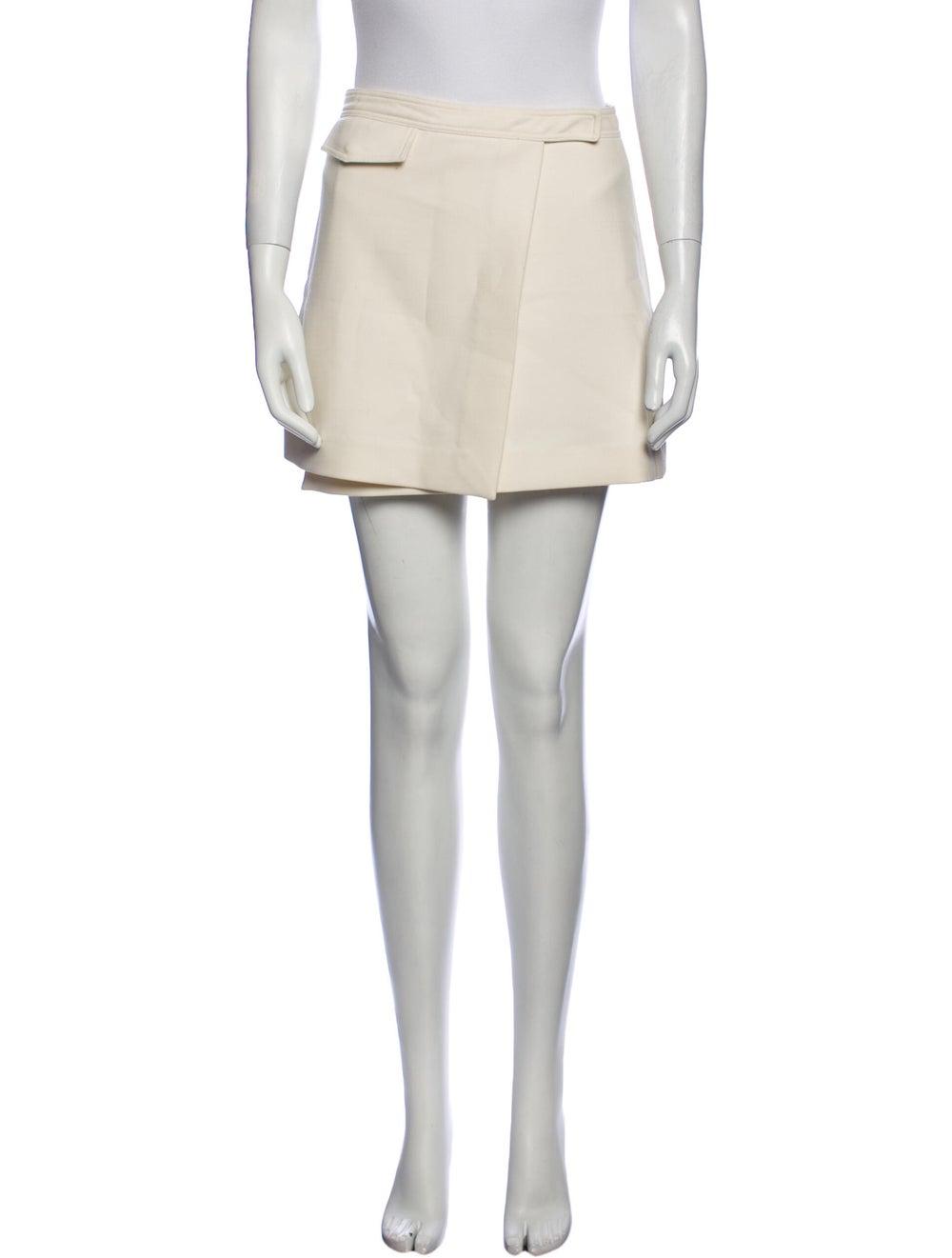 Theory Mini Skirt - image 1