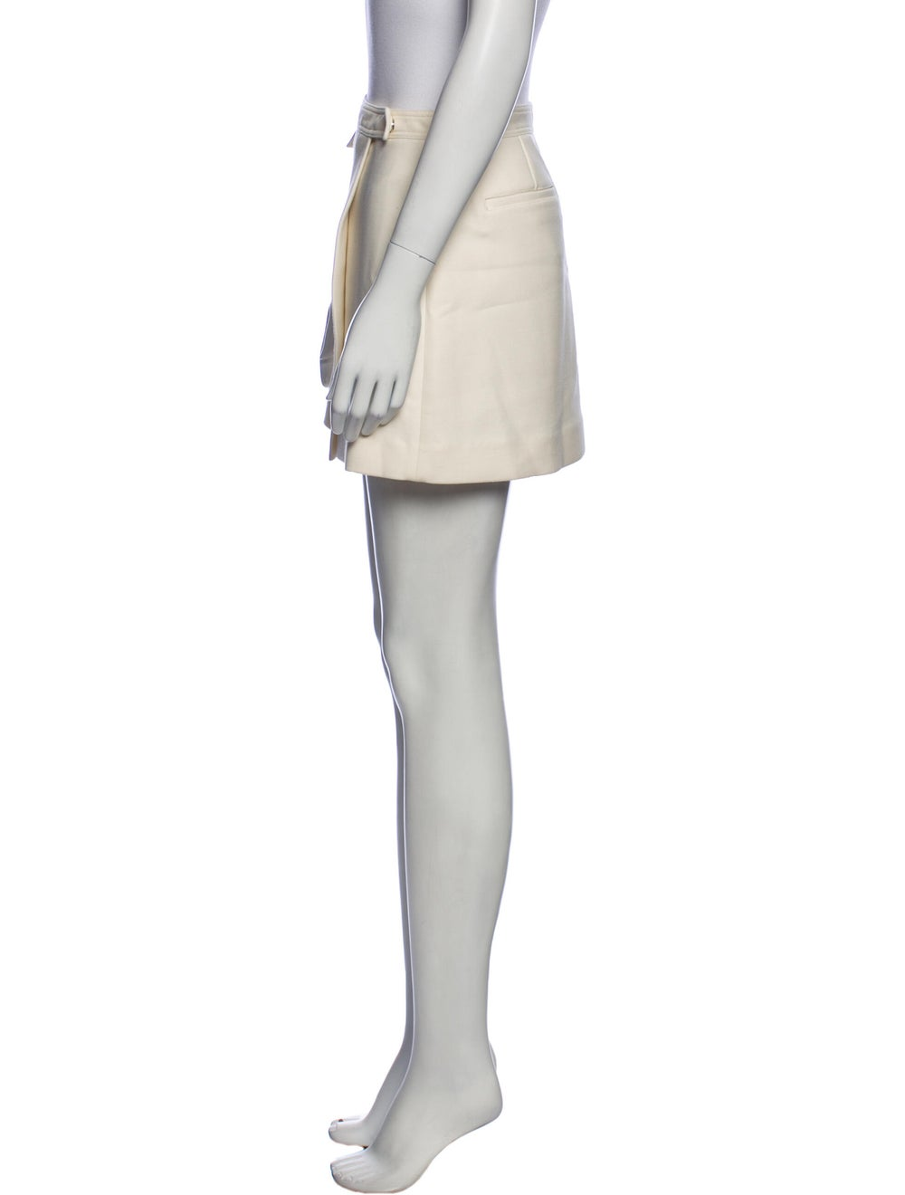 Theory Mini Skirt - image 2