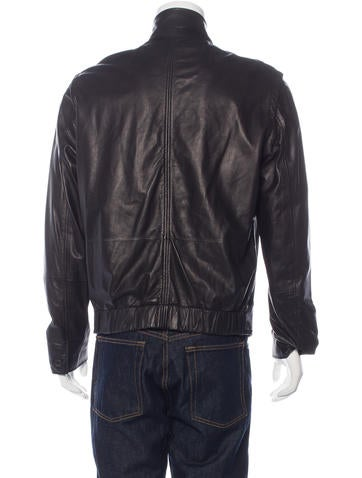 Adler leather jackets