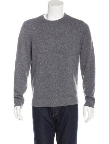 Theory Merino Wool Sweatshirt None