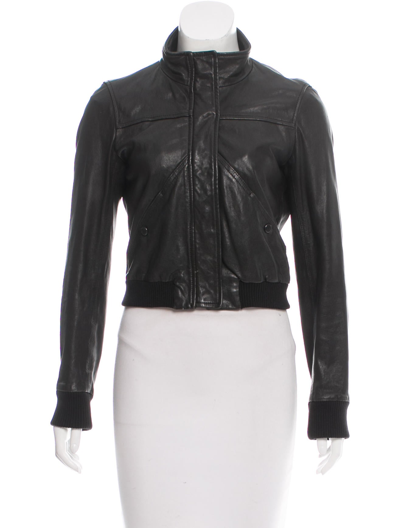 Wool Leather Jackets