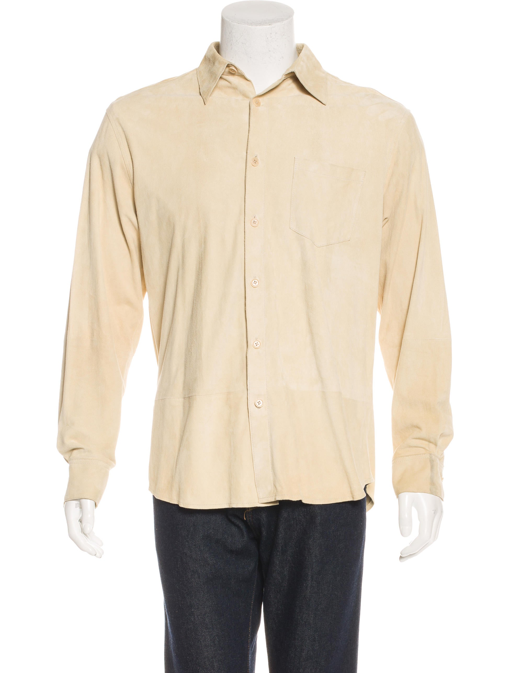 Theory Suede Shirt Jacket W Tags Clothing Wte23469
