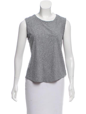 Theory Sleeveless Top None