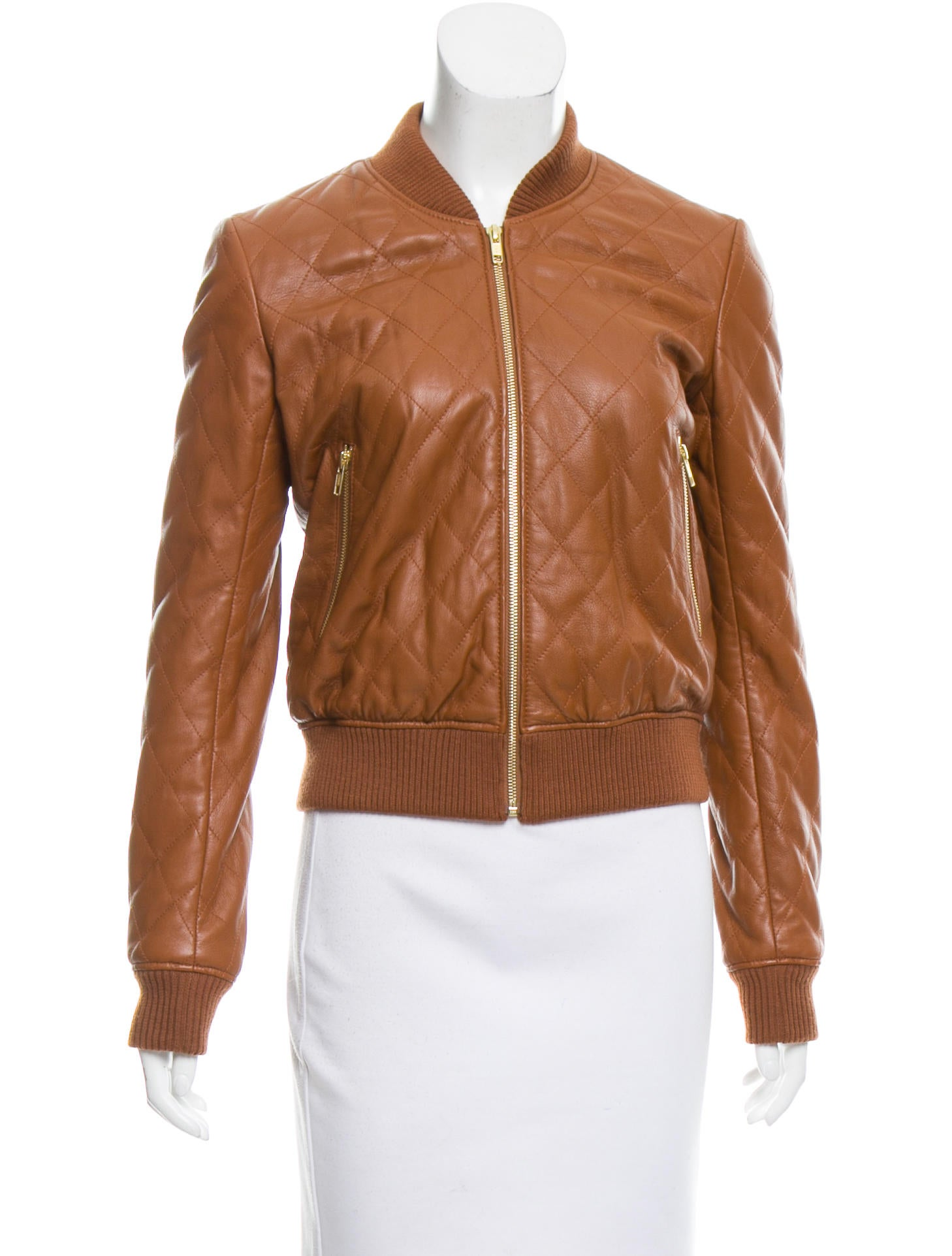 Theory leather bomber jacket clothing wte24151 the for Leather jacket and shirt