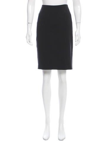Theory Knee-Length Skirt None