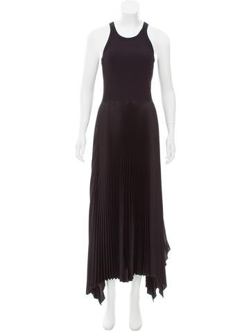 Theory Vinessi Maxi Dress w/ Tags None