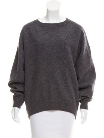 Theory Oversize Wool Sweater None