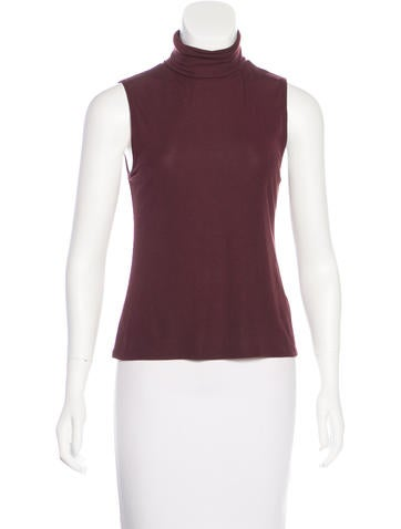 Theory Sleeveless Knit Top w/ Tags None
