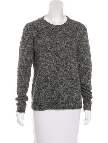 Theory Wool Knit Sweater None