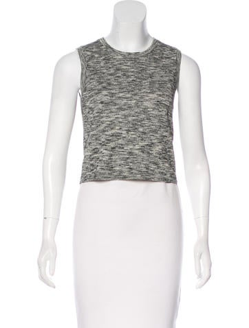Theory Wool Sleeveless Top w/ Tags None