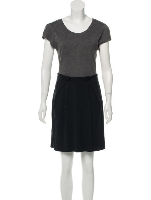 45e681a893 Theory A-Line Mini Dress - Clothing - WTE38334