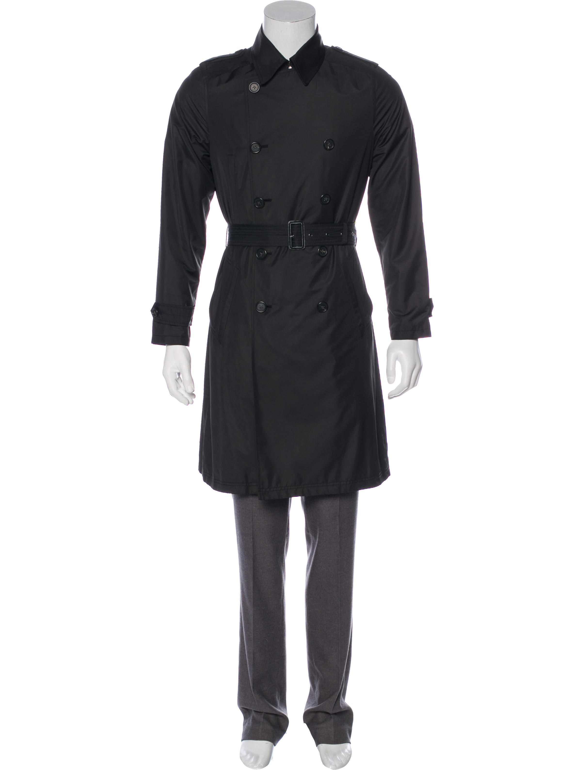 3dec44d801d Theory Lightweight Trench Coat - Clothing - WTE46359 | The RealReal