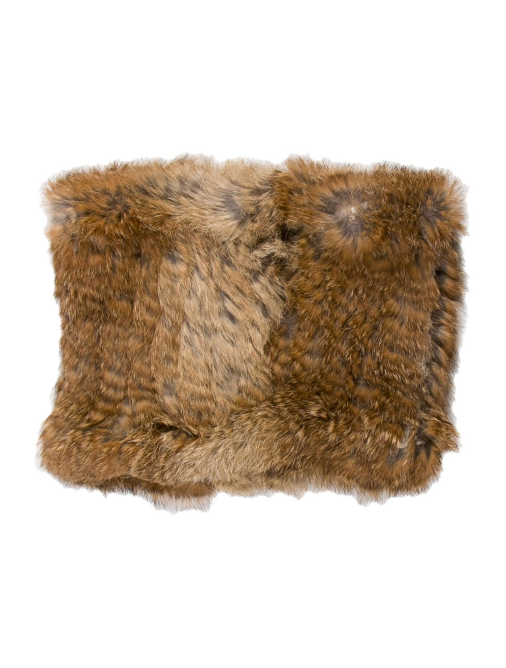 Theory Fur-Trimmed Snood - image 2