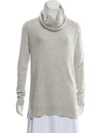 Cashmere Cowl Neck Sweater w/ Tags image 1
