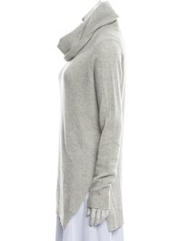 Cashmere Cowl Neck Sweater w/ Tags image 2