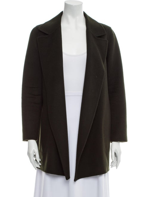 Theory Wool Coat Wool