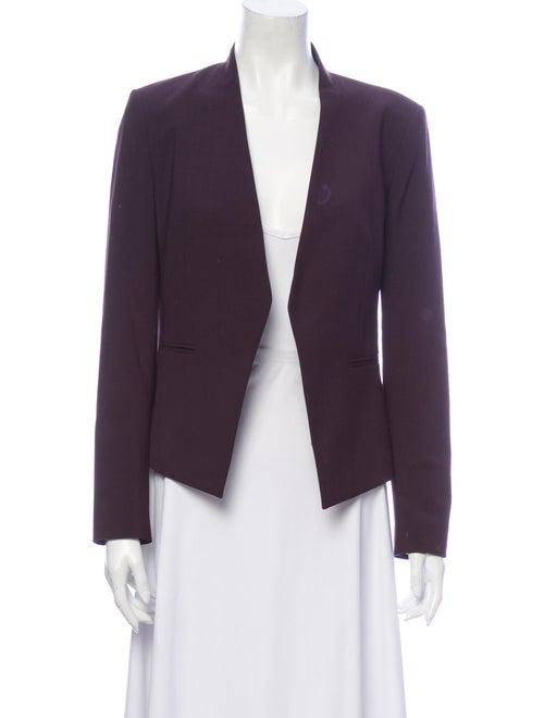 Theory Blazer Purple