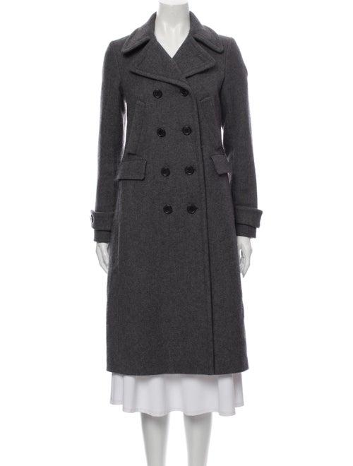 Theory Virgin Wool Coat Wool