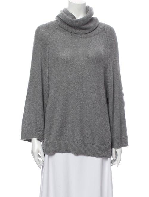 Theory Turtleneck Sweater Grey
