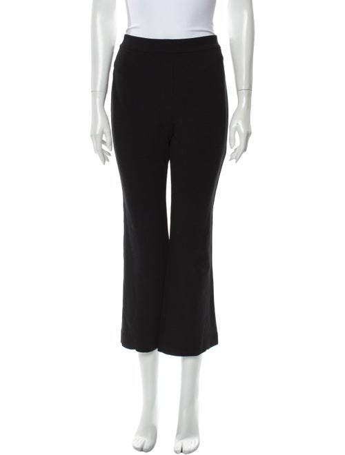 Theory Flared Pants Black