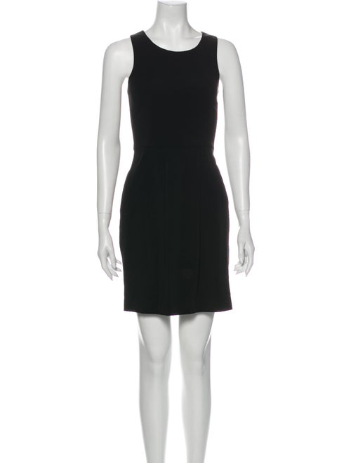 Theory Wool Mini Dress Wool