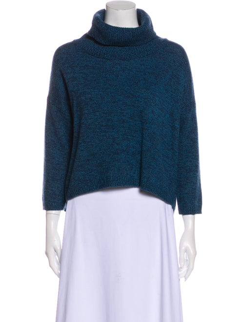 Theory Wool Turtleneck Sweater Wool