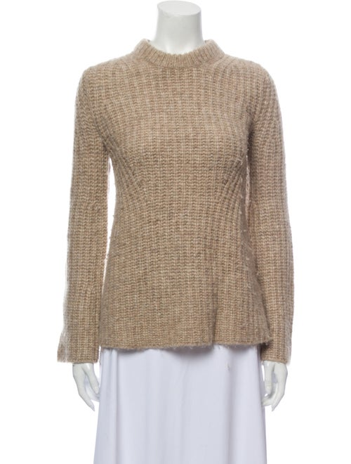 Theory Alpaca Crew Neck Sweater
