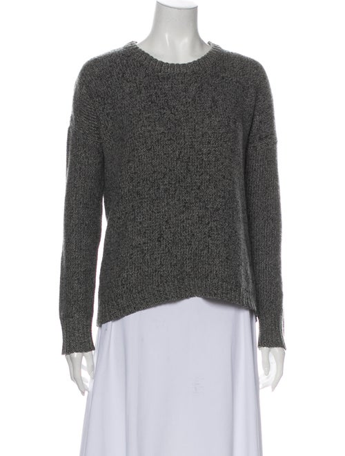Theory Wool Crew Neck Sweater Wool