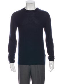 Theory Cashmere Crew Neck Pullover