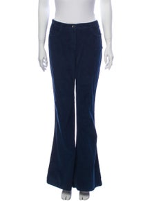 Theory Mid-Rise Wide Leg Jeans w/ Tags