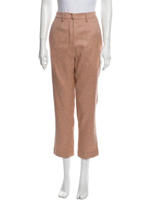 Tela Straight Leg Pants Pink