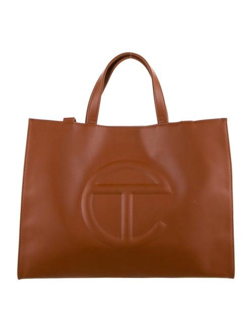 Telfar Telfar Medium Shopper Tote Brown
