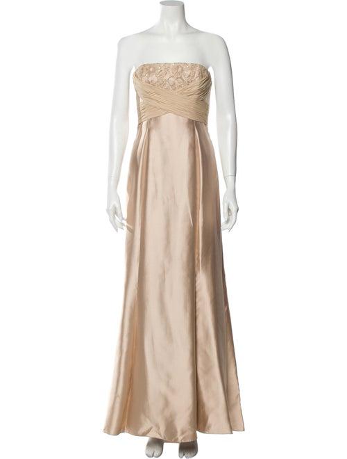 Teri Jon Silk Evening gown