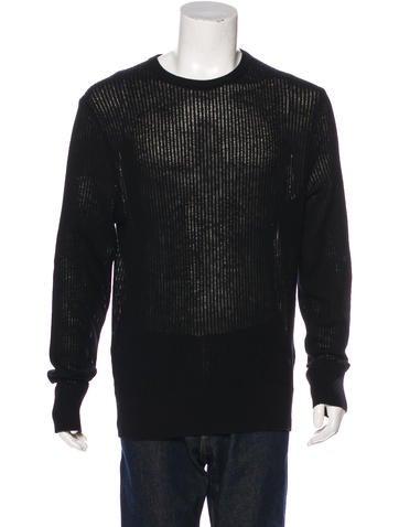 The Elder Statesman Cashmere Knit Sweater None