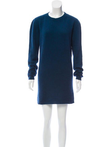 Cashmere Mini Dress