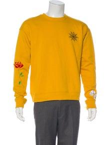 af52ea984d5b The Elder Statesman. Spider Web Sweatshirt. Size  S