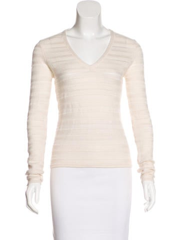 Tsesay Cashmere & Silk-Blend Top None