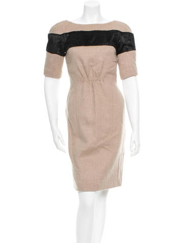 Thakoon Wool Dress None