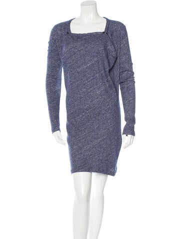 Thakoon Wool Mini Dress None
