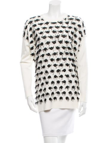Thakoon Textured Oversize Sweater w/ Tags None