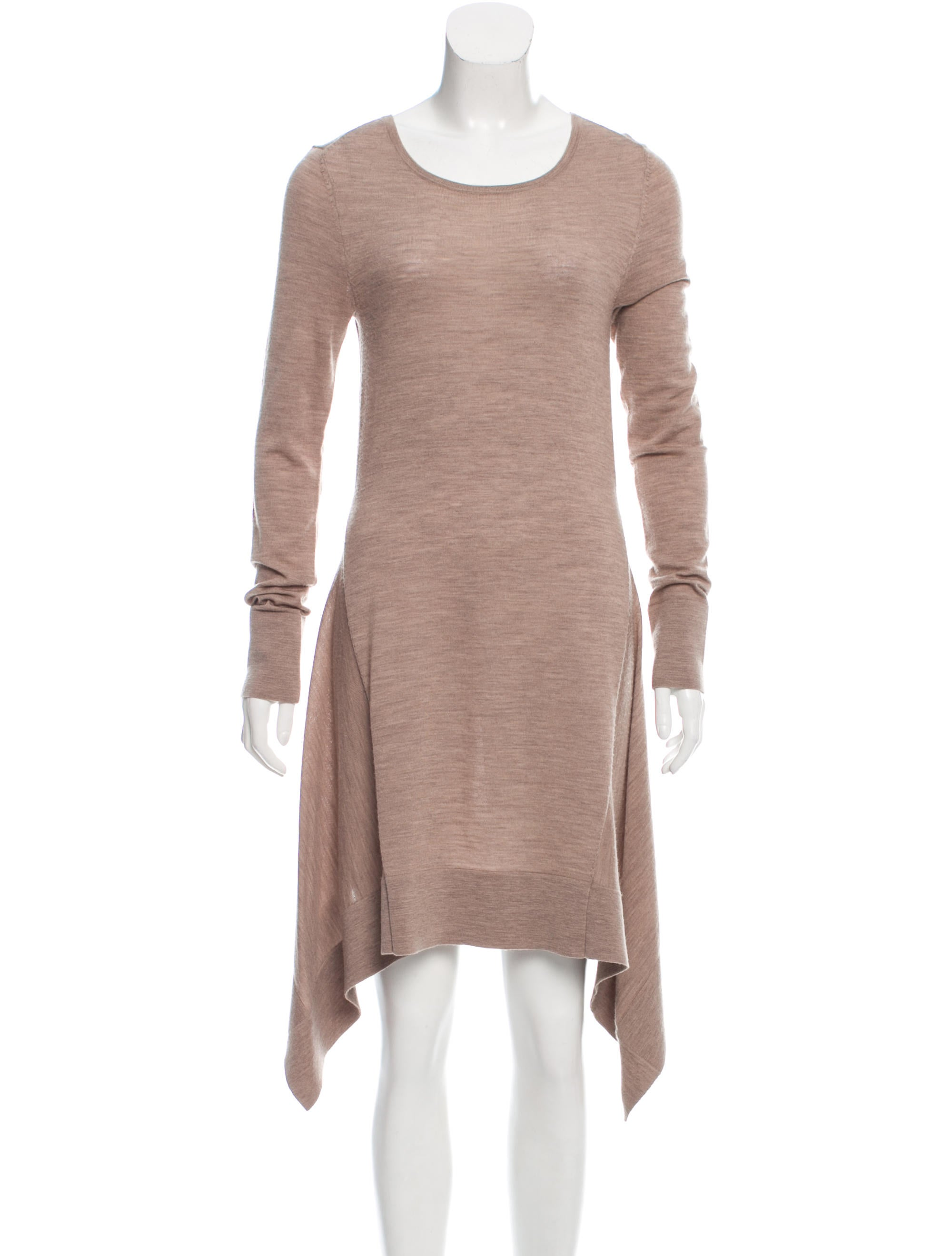 Thakoon Wool Sweater Dress - Clothing - WTHAK24832 | The RealReal