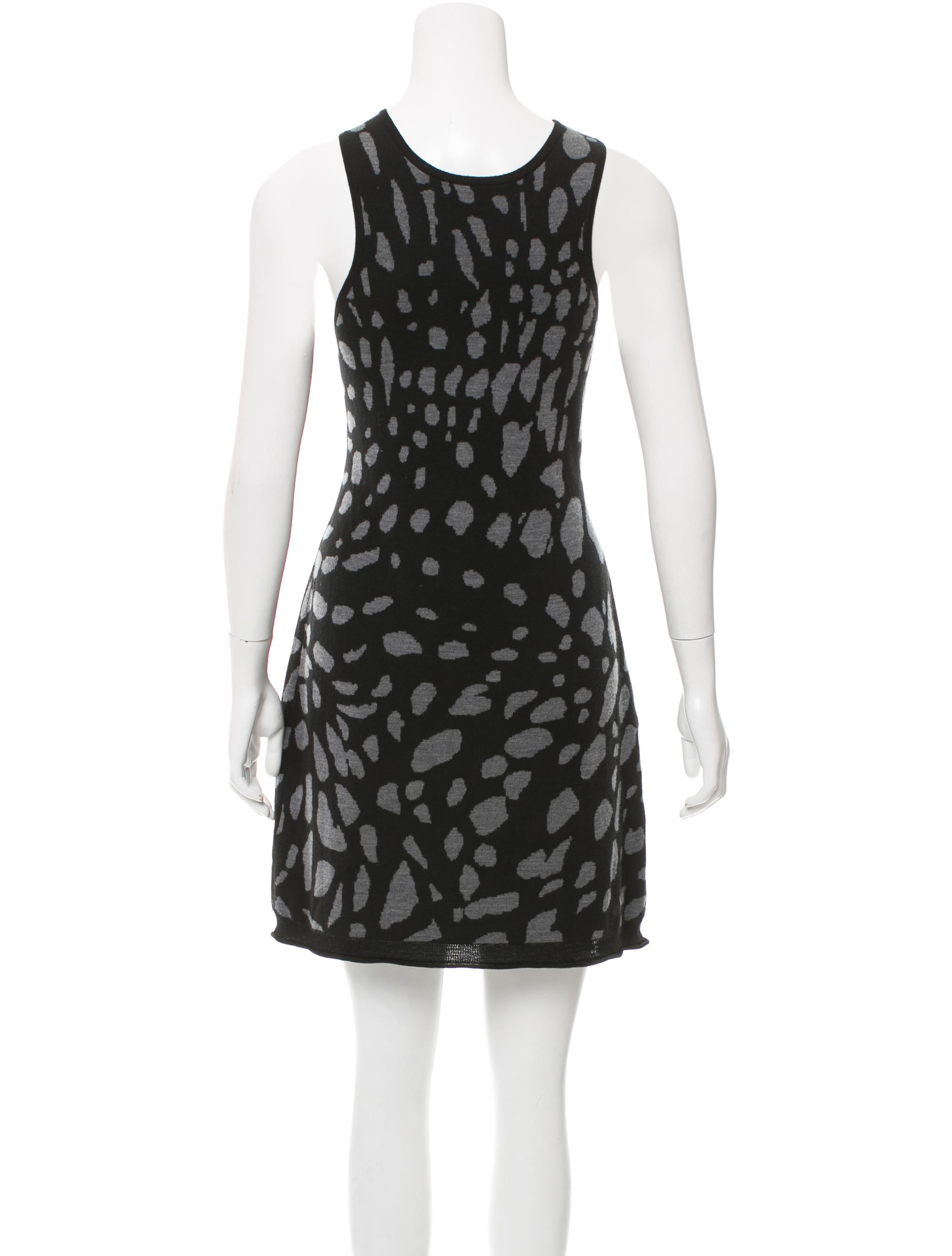 Thakoon Wool Knit Dress - Clothing - WTHAK24840 The RealReal