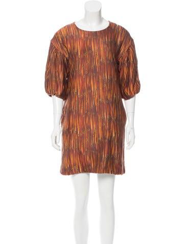 Thakoon Wool Mini Dress None
