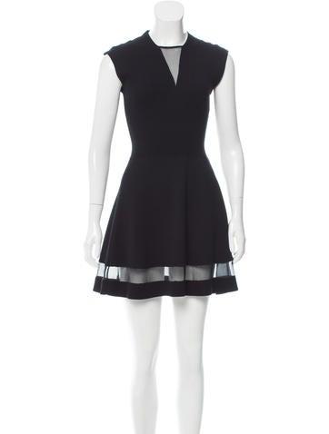 Thakoon Knit Mini Dress None